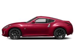 2019 Nissan 370Z Coupe sideview