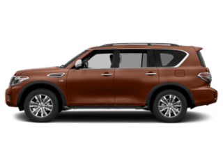 2019 Nissan Armada sideview
