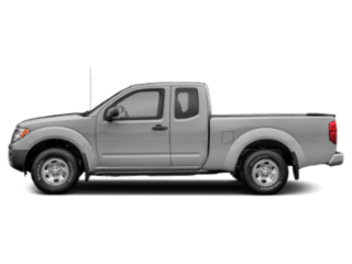 2019 Nissan Frontier sideview