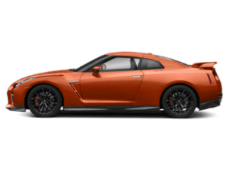 2019 Nissan GT-R sideview