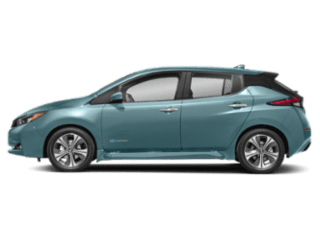 2019 Nissan LEAF sideview