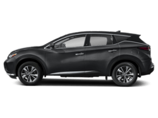 2019 Nissan Murano sideview