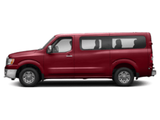 2019 Nissan NV Passenger sideview