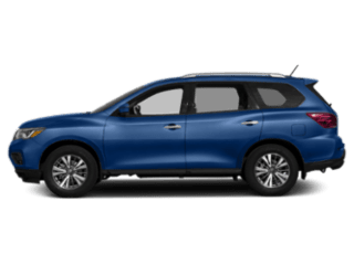 2019 Nissan Pathfinder sideview