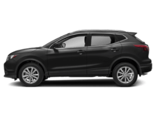 2019 Nissan Rogue Sport sideview