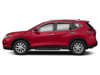 2019 Nissan Rogue sideview