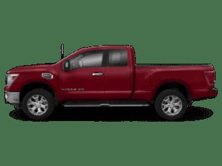 2019 Nissan Titan XD sideview