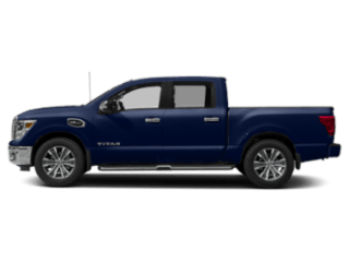 2019 Nissan Titan sideview