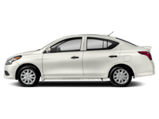 2019 Nissan Versa Sedan sideview