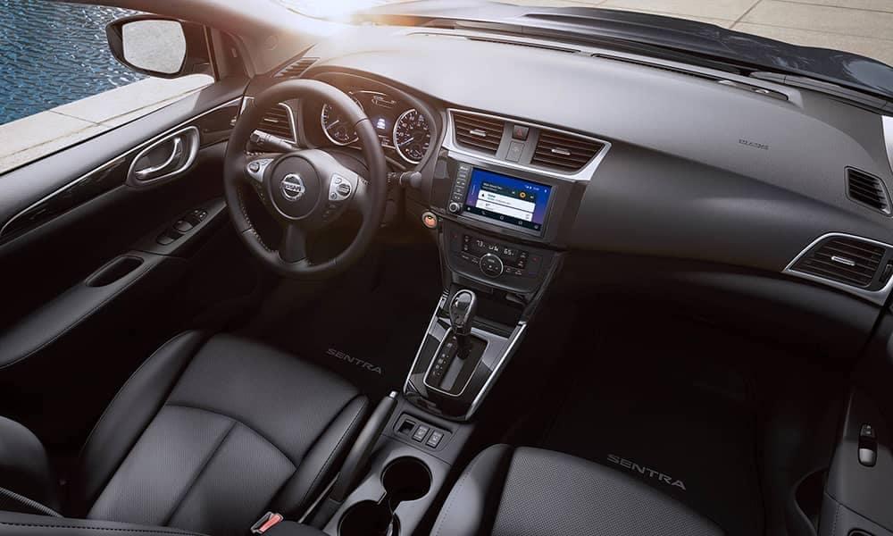 2019-Nissan-Sentra-front-interior