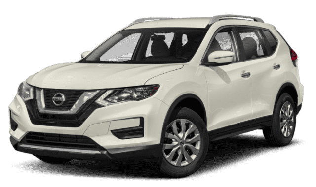 White 2019 Nissan Rogue
