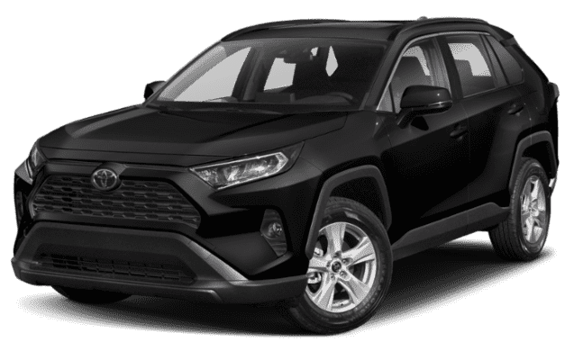 Black 2019 Toyota RAV4