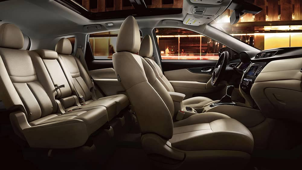 2020-nissan-rogue-leather-seats
