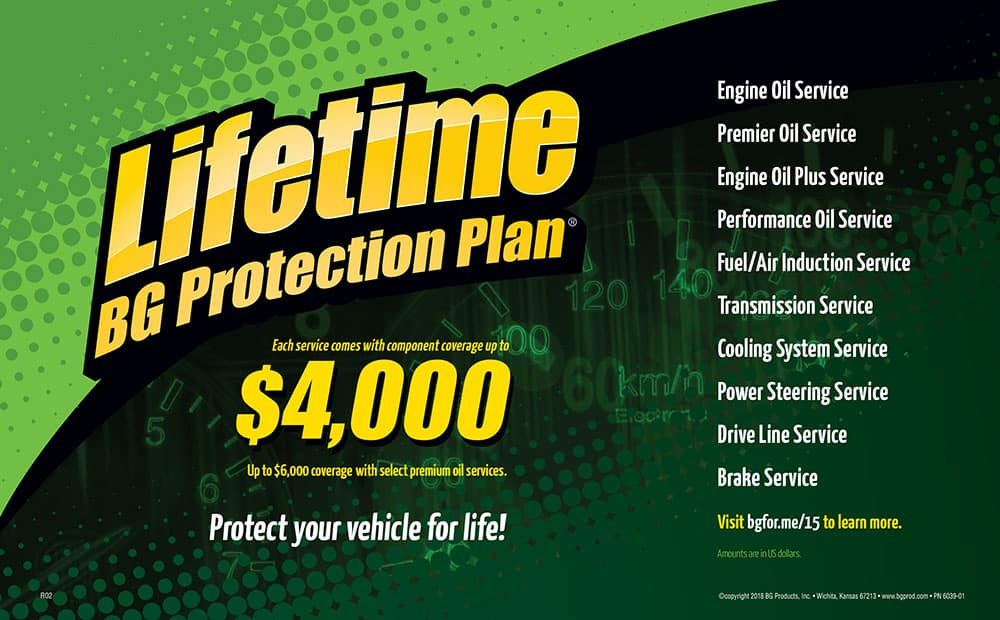 Lifetime BG Protection Plan