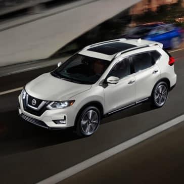 2018 Nissan Rogue SL platinum reserve pearl white original