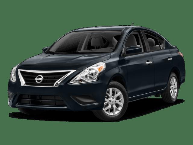 2018 Nissan Versa Hero Image