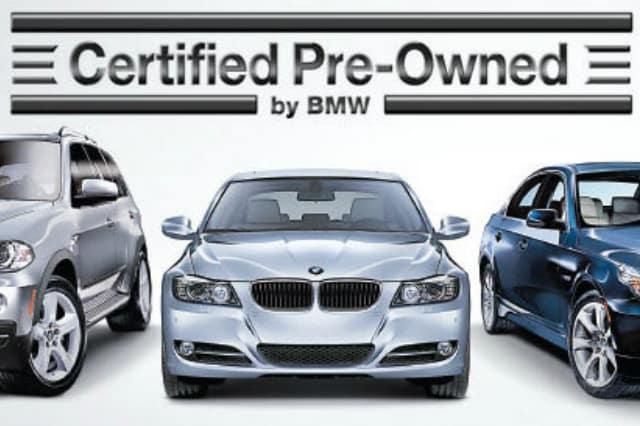 BMW CPO's