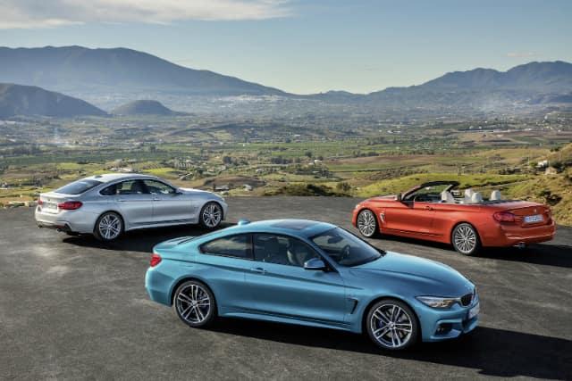 BMW 2, 3, 4 & 5 Series