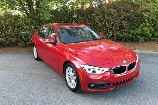 Pre-Owned 2018 BMW 320i
