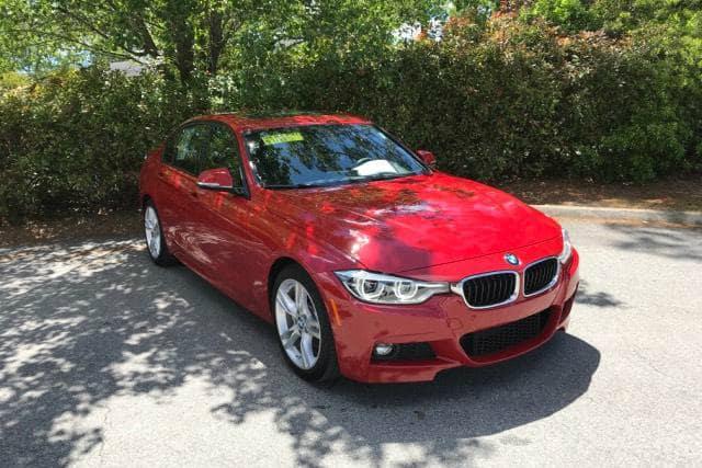 CPO 2017 BMW 330i