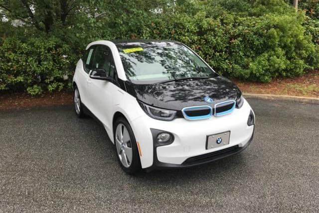 CPO 2015 BMW i3
