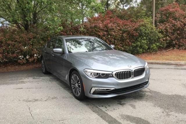 New 2018 BMW 530e iPerformance Plug-In Hybrid