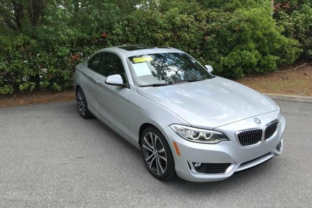 Pre-Owned 2017 BMW 230i