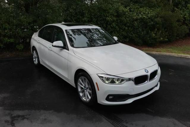 New 2018 BMW 3 Series 320i Sedan