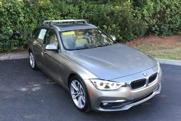CPO 2016 BMW 3 Series 328d xDrive
