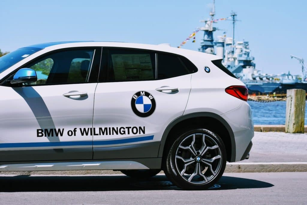 2015 and 2016 BMW Certified Vehicles
