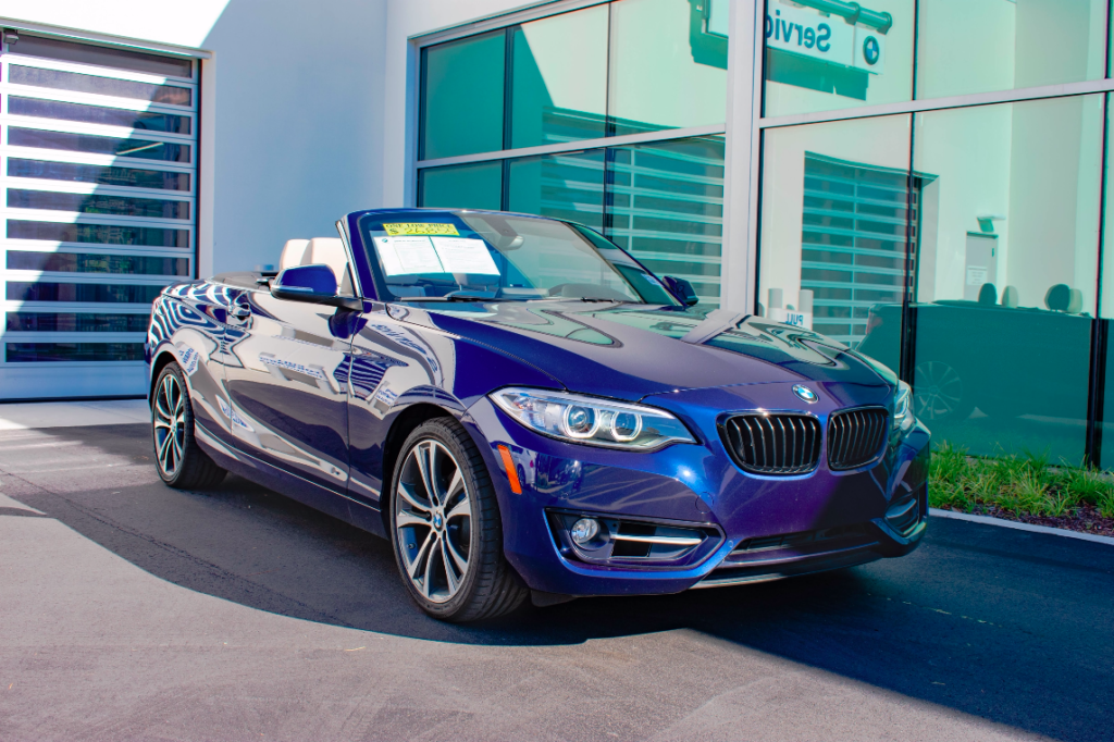 Pre-Owned 2016 228i Convertible