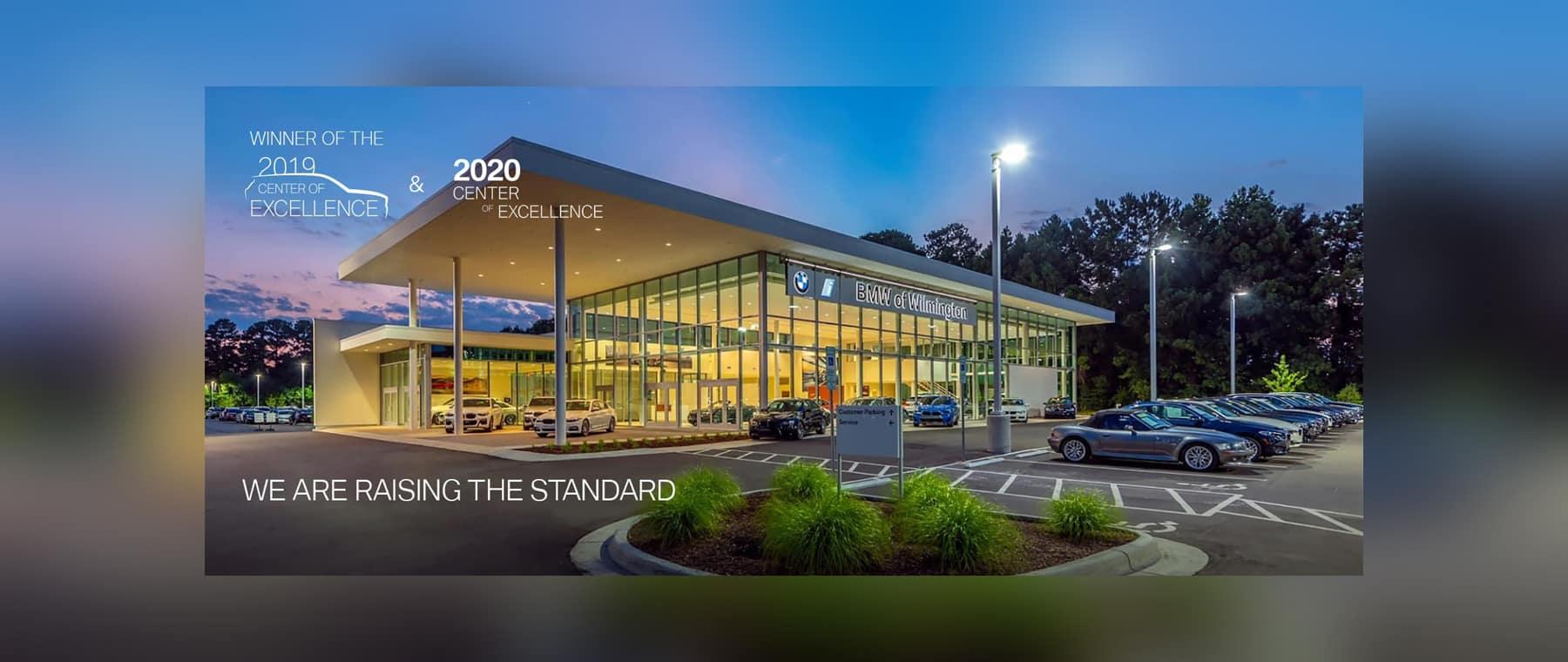 Bmw Dealership Wilmington Nc Leland Jacksonville