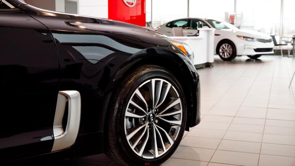 Car Shot Redesigned Showroom