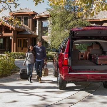 2017 Chevrolet Tahoe Cargo