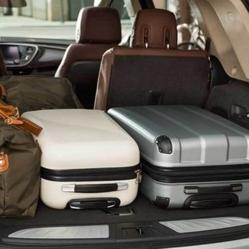2017 Buick Envision cargo