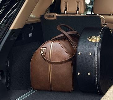 2017 Cadillac XT5 cargo