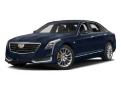 2017 Cadillac CT