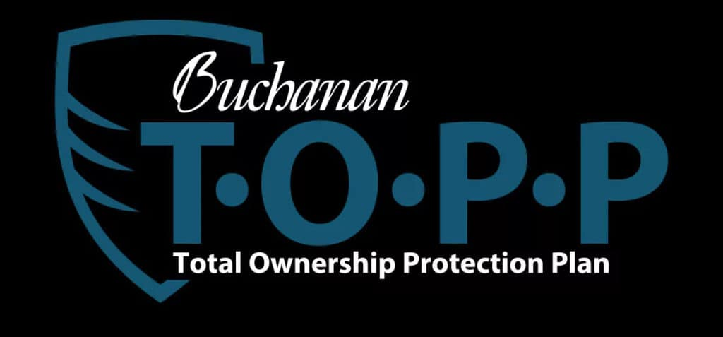 Buchanan Total Ownership Protection Plan
