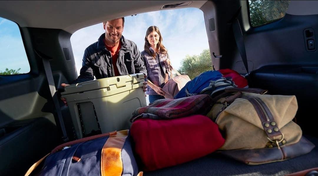 2019 Chevrolet Traverse cargo