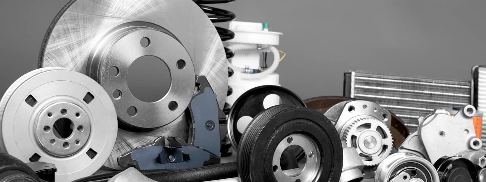 Auto Parts Slider