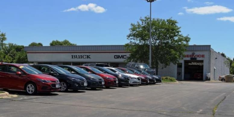 Burtness Chevrolet Buick GMC Dealership