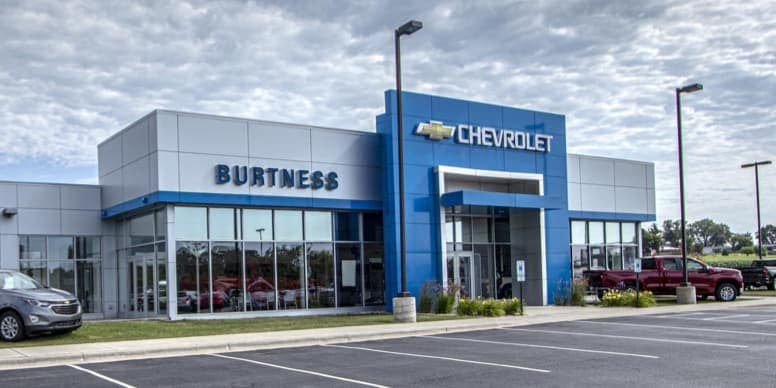 Burtness Chevrolet Dealership