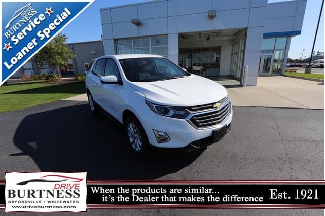New 2020 Chevrolet Equinox LT w/1LT AWD SUV Stock # 32432