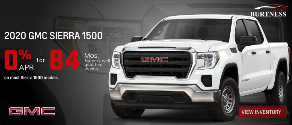 2020 Ram Sierra 1500