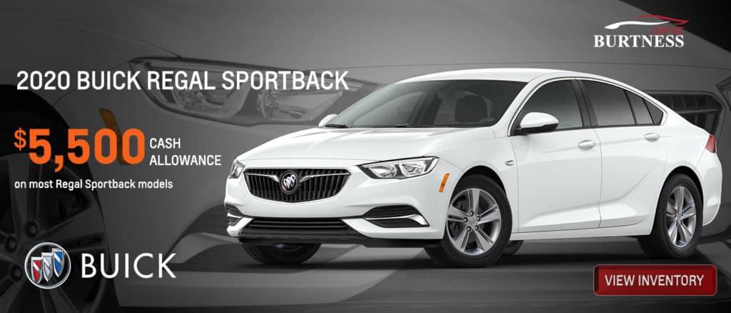 2020 Buick Sportback