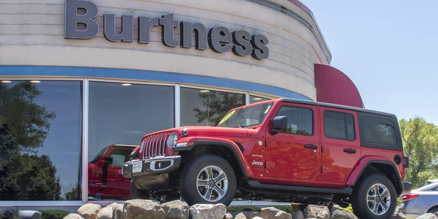 Burtness Chrysler Dodge Jeep Ram