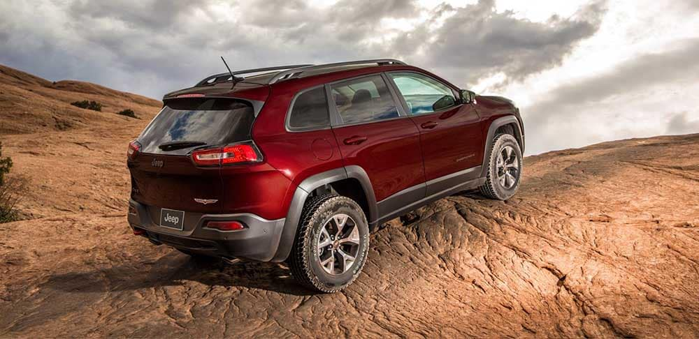 2018 Jeep Cherokee Offroad