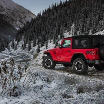 2018 Jeep Wrangler Mountains