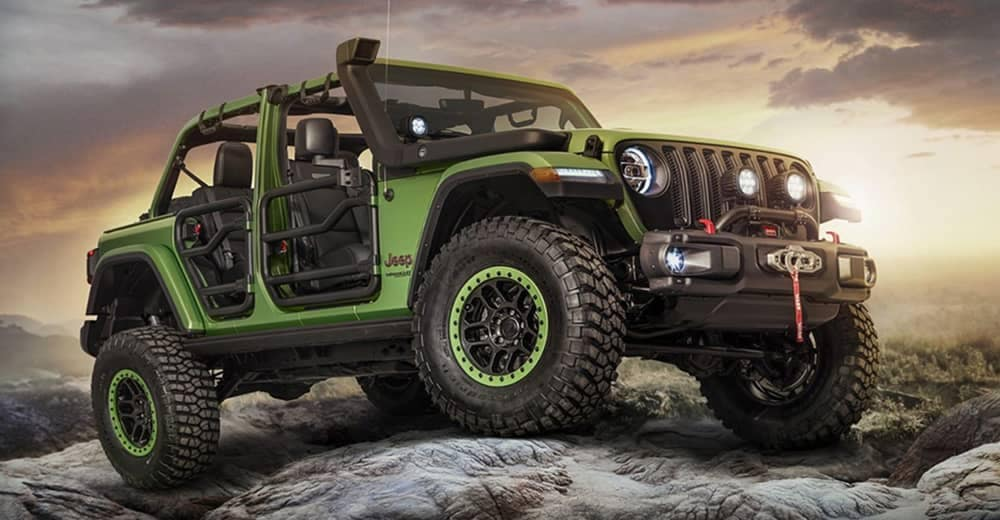 2018 Jeep Wrangler Accessories