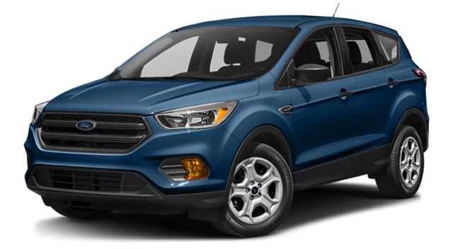 2018 Ford Escape Compare
